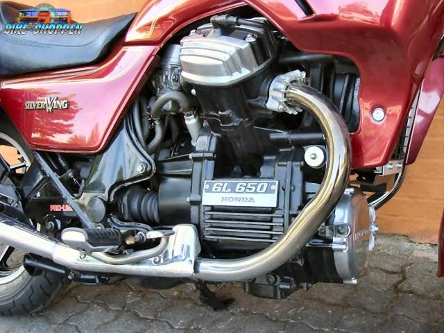Honda Gl 650 Silverwing