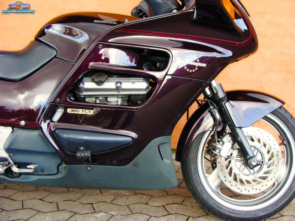 honda st 1100 pan european abs
