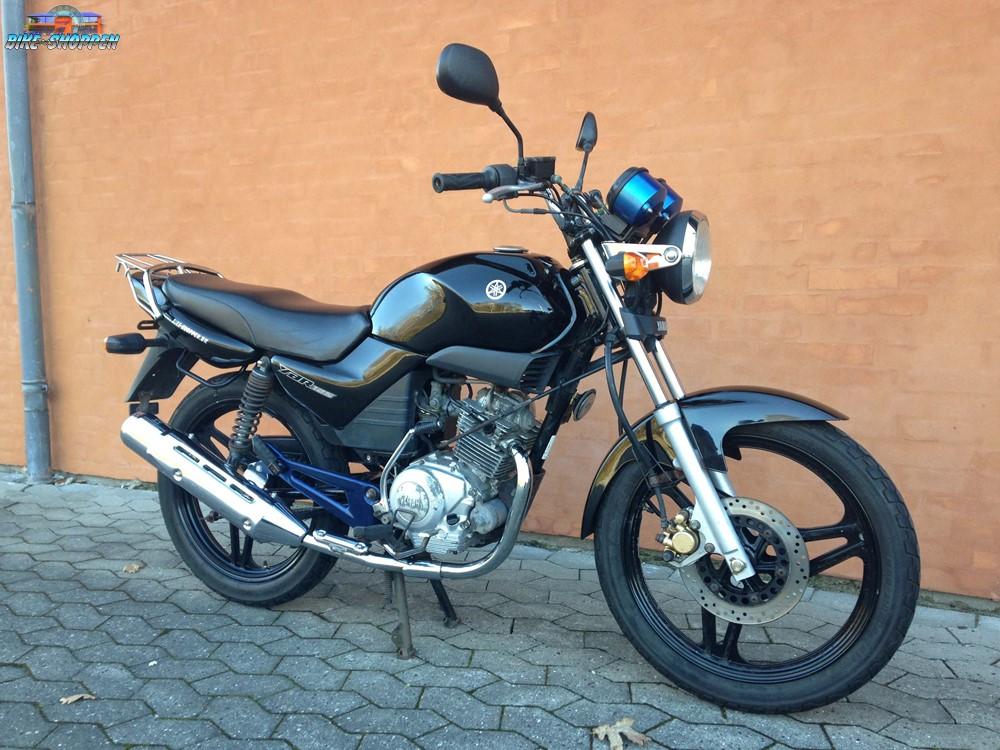 Yamaha ybr 125 art 2272 for Yamaha 125 l