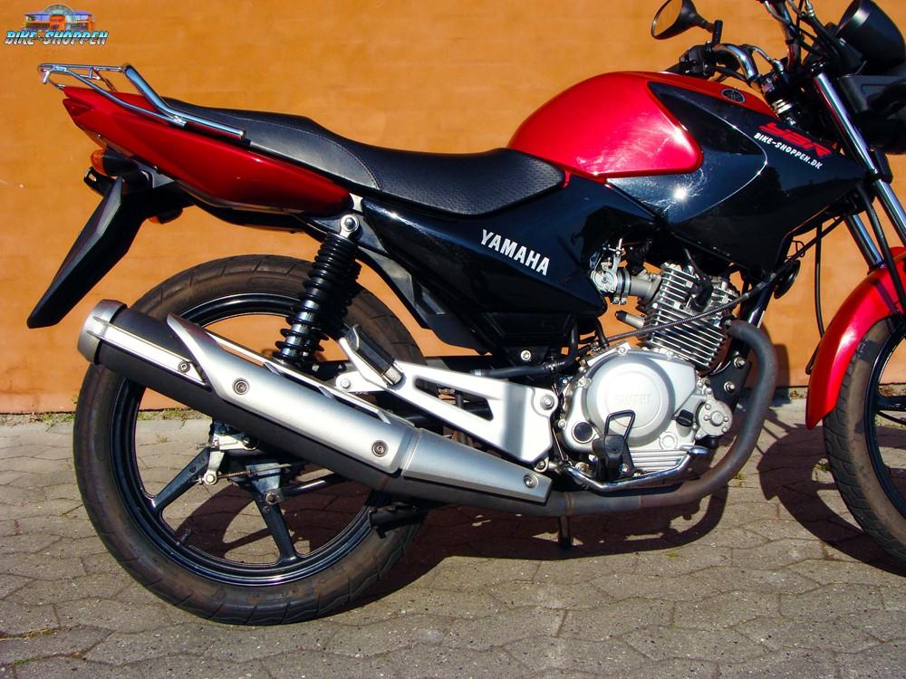 Yamaha ybr 125 art 8338 for Yamaha 125 l