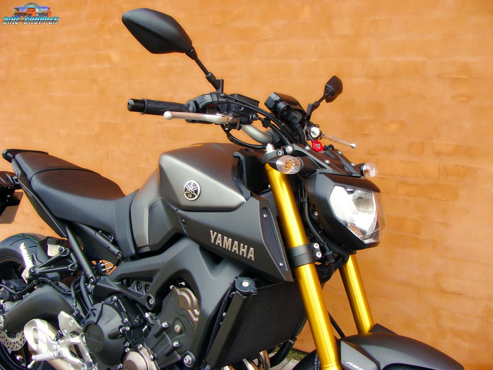 nøgne motorcykel modeller