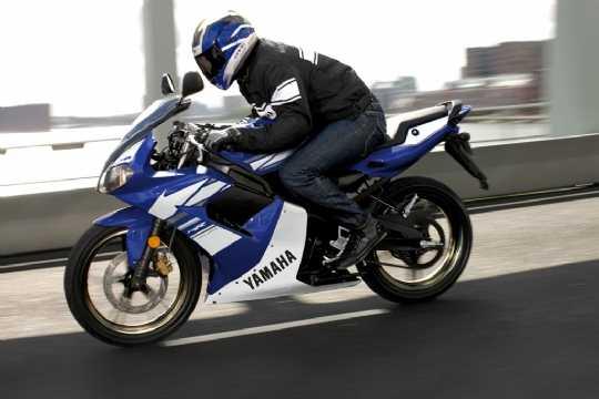Yamaha TZR 50 Billeder